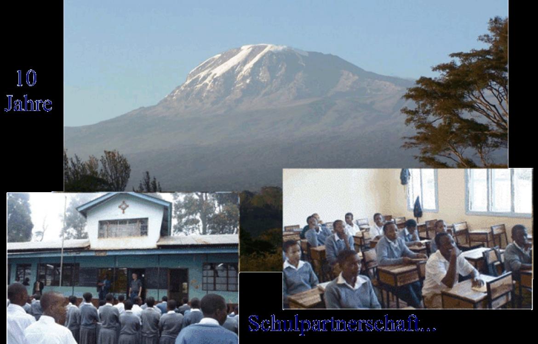10 Jahre Schulpartnerschaft der IGS Linden mit der Natiro Secondary School in Tansania!